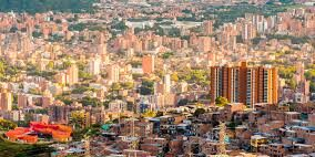 City in Colombia