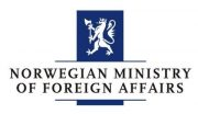 Logo of the Norwegian Ministry of Foreign Affairs